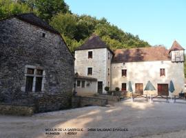 Moulin de La Garrigue, Salignac Eyvigues (рядом с городом Le Causse)