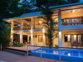 Casa Monolocos - Portasol Vacation Rentals, Portalón (Matapalo yakınında)