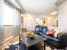 Athlone Fully Furnished House Upper Level, Edmonton (St. Albert yakınında)