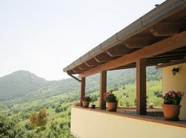 Residence Amici del Sorriso, Villa Celiera (Montebello di Bertona yakınında)
