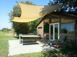 Near Treviso and the Prosecco, Spresiano (Lovadina yakınında)