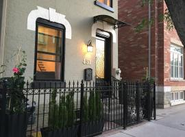 Beautiful 4Br Downtown Garden House