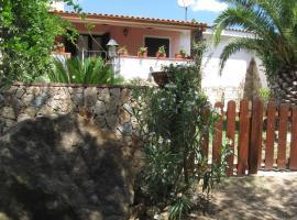 villa chiara, San Priamo