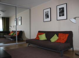 Apartment on Gogolya 11