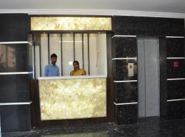 The Butterfly Luxury Serviced Apartments, Mohammadnagar