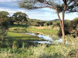 Roidina Safari Lodge, Omaruru
