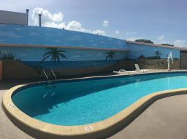 Super 8 by Wyndham Lantana West Palm Beach, Lantana (in de buurt van Boynton Beach)