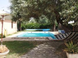 Villa con piscina, Decimomannu (Decimoputzu yakınında)