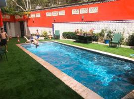 Superbe Villa with pool near Algiers Airport, Bordj el Kiffan (Near Dar El Beida)