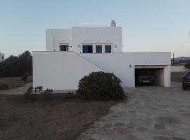 Sea Villa Kastraki Naxos, Ieropigí (рядом с городом Krystallopigí)
