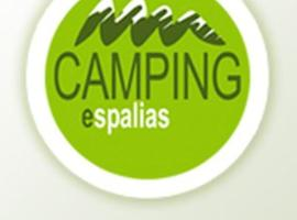 Camping Espalias, Bossost (рядом с городом Лес)