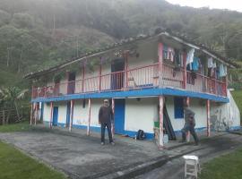 Posada rural mi Turpial, Cocorná
