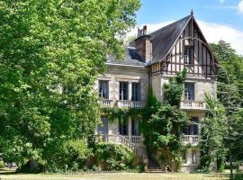 Manoir de Plaisance, Benon (рядом с городом Ferrières)