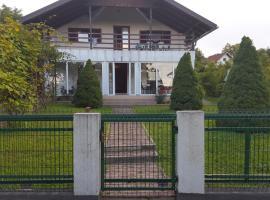 Kuća za odmor Požeg, Stubicke Toplice (рядом с городом Strmec Stubički)