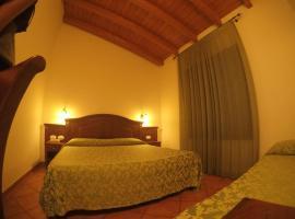 Hotel Barabba, Quattro Castella