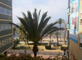 2 line of Ponente beach