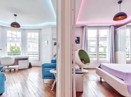 Luxury Flat Marais Place des Vosges