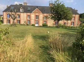 Chambres d'hôte proche de Gerberoy, Wambez (рядом с городом Héricourt-sur-Thérain)