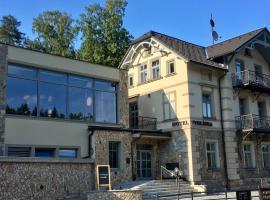Hotel Vyhlídka, Janske Lazne