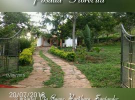 Posada Florecita, Barichara (Guane yakınında)