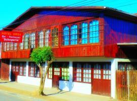Hotel Orsa, Los Boldos (Puerto Saavedra yakınında)