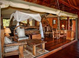 Royal Mara Safari Lodge, Musiara Campsite