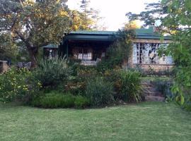 Msasa cottage, Juliasdale