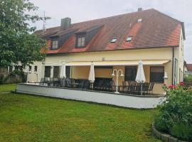 Landhotel Kesseltaler Hof, Amerdingen (Hohenaltheim yakınında)