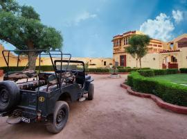 Jawai Castle Resort - A Heritage Hotel in Jawai Leopard Reserve, Bīsalpur (рядом с городом Pindwāra)