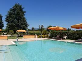 Residenza Il Piccolo Borgo, Valmontone (Berdekatan Labico)