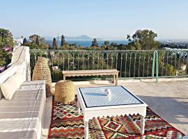 Au palais de Sidi Bousaid