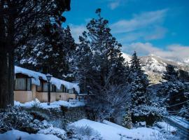 Nieve y Lagos Patagónicos, San Carlos de Bariloche (Perito Moreno yakınında)
