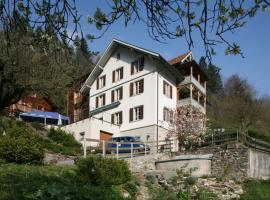 Hotel Fontana Passugg, Chur (Malix yakınında)