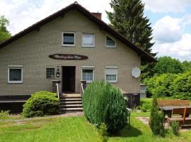 Moosberg Haus Mizzi, Holzminden (Hellental yakınında)