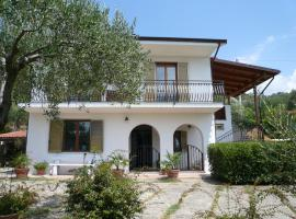 Casa Panoramica, Torraca