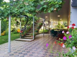 Valiko house in Telavi