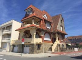 Apartment Belle maison ancienne 4 chambre avec vue mer - merlimont, Merlimont (рядом с городом Saint-Aubin)