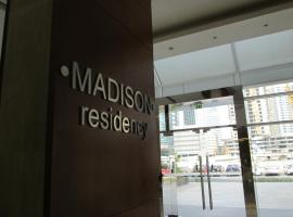 One Bedroom Apartment - Madison Residency