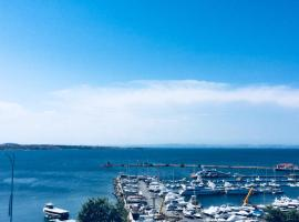 Villa Victoria - a luxury appartment with icredible Seaview