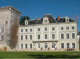 Chateau d'Hordosse, Andiran (рядом с городом Нерак)