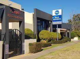 Best Western Chaffey Motor Inn, Mildura