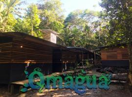 Cabañas Omagua Amazonas, Leticia (San Fernando yakınında)