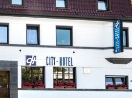 City Hotel Hilden, Hilden