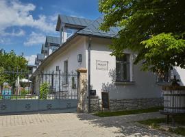 Préselő Pincészet és Vendégház, Эрдёбенье