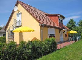 Ferienwohnungen Rankwitz_Usedom US, Rankwitz (Quilitz yakınında)