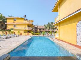 1 BHK Apartment in Candolim - North Goa, by GuestHouser (A9CD)