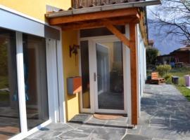 casa Meneganti, Verscio (Cavigliano yakınında)