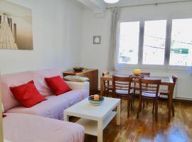 Apartament Berga, Berga (Sant Jordi de Cercs yakınında)
