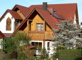 Ferienwohnungen Eisenhofer, Kelheim (Peterfecking yakınında)