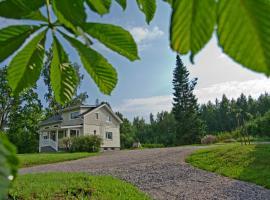 Villa Koivuhovi, Numminen (рядом с городом Metsäkylä)
